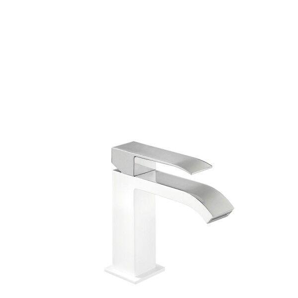 TRES Mitigeur lavabo avec bec cascade - TRES 00610101BL