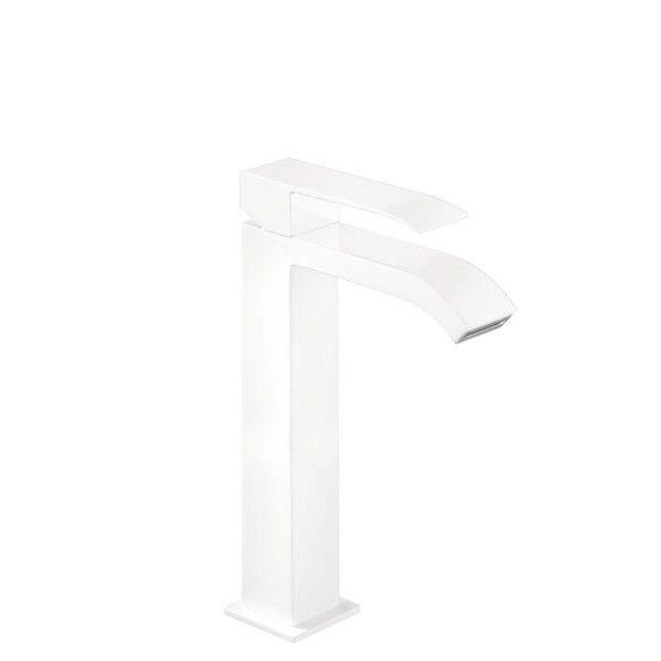 TRES Mitigeur lavabo avec bec cascade. REMARQUE: la robinetterie à bec cascade est fo - TRES 00661001BM