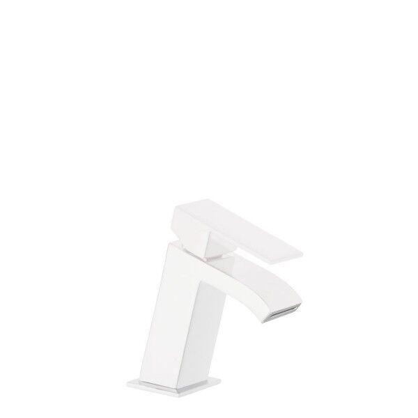 TRES Mitigeur lavabo avec bec cascade. REMARQUE: la robinetterie à bec cascade est fo - TRES 00620101BM