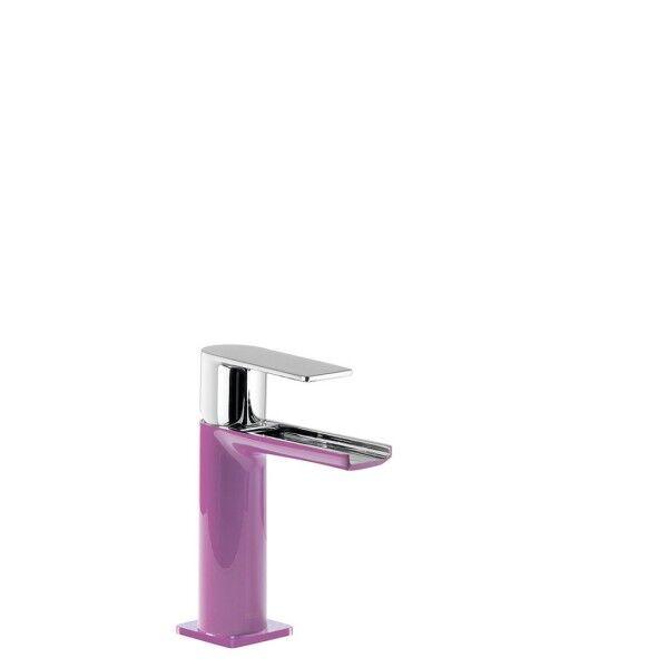 TRES Mitigeur lavabo robinet cascade bec ouvert. REMARQUE: la robinetterie à bec casc - TRES 20011001VI
