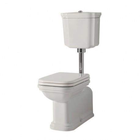 CRISTINA ONDYNA BLOC WC WALDORF MI-HAUT COMPLET - CRISTINA ONDYNA WD4116