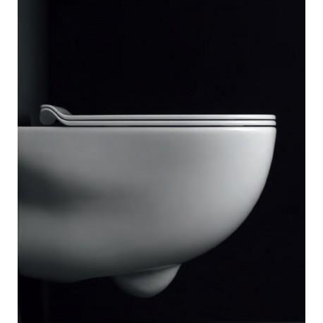 CRISTINA ONDYNA BLOC WC SUSPENDU WILD NORIM WHITE AVEC ABATTANT - CRISTINA ONDYNA WWL3060