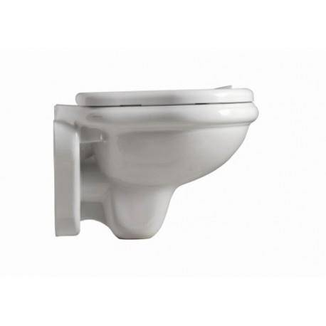 CRISTINA ONDYNA BLOC WC RETRO COMPLET SUSPENDU BLANC - CRISTINA ONDYNA WPG1015