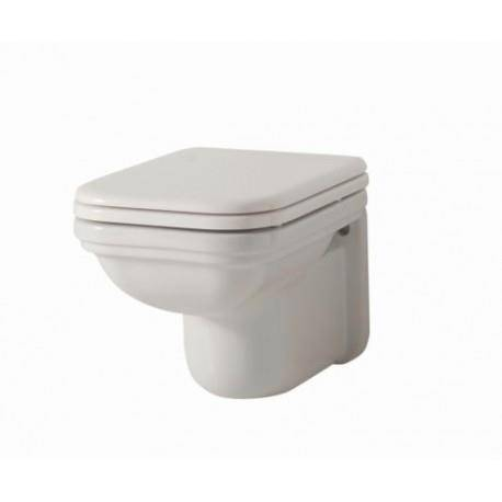 CRISTINA ONDYNA BLOC WC WALDORF SUSPENDU AVEC ABATTANT - CRISTINA ONDYNA WD4115