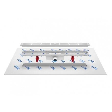 ROCA Caniveau avec tissu géotextile d'étanchéité In-Drain Channel 950X50 - ROCA A276091000