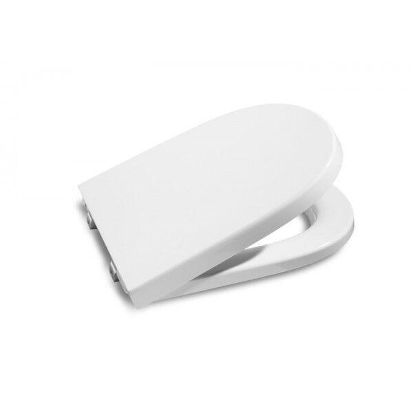 ROCA Abattant WC thermodur double laqué frein de chute Silencio Blanc MERIDIAN - ROCA A8012AC00B