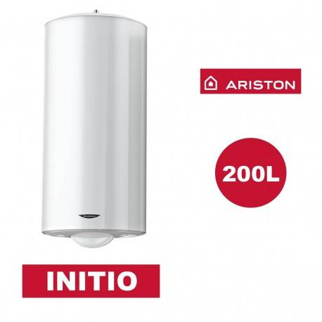 ARISTON Chauffe-eau électrique vertical mural Initio 200 l - Ø 505 mm - ARISTON 3000571