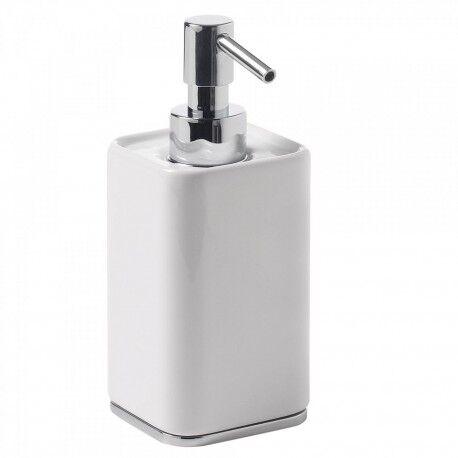 TRES Distributeur de savon liquide en céramique, de plan de toilette - TRES 20063608