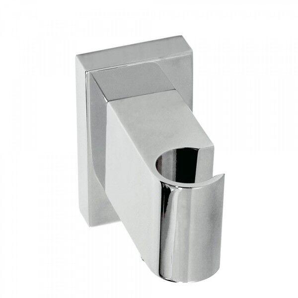 TRES Support pour douchette avec prise d'eau murale et clapet anti-retour. - TRES 20718201
