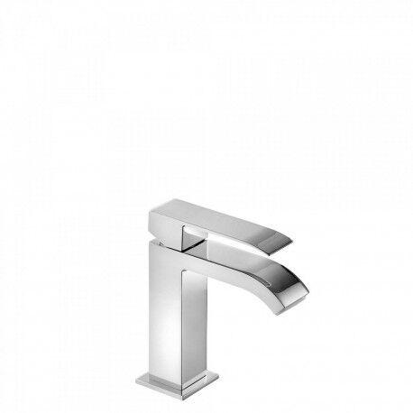 TRES Mitigeur lavabo avec bec cascade - TRES 00610101D