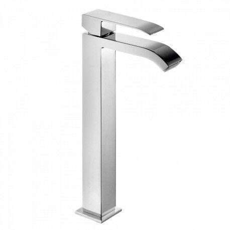 TRES Mitigeur lavabo avec bec cascade - TRES 00681001