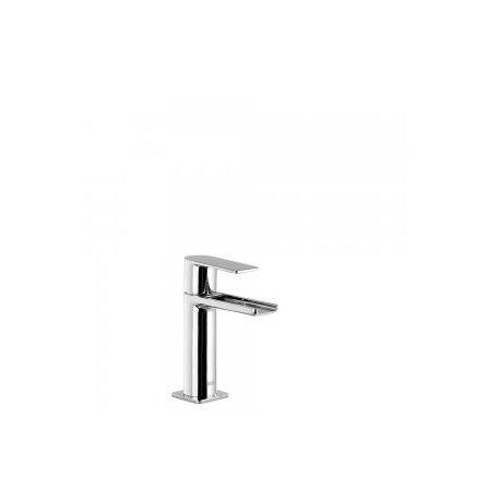 TRES Mitigeur lavabo robinet cascade bec ouvert - TRES 20011001