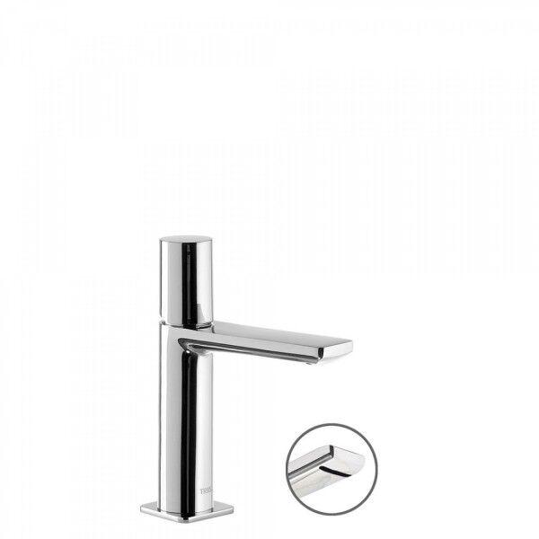 TRES Mitigeur lavabo avec bec cascade - TRES 20010102D