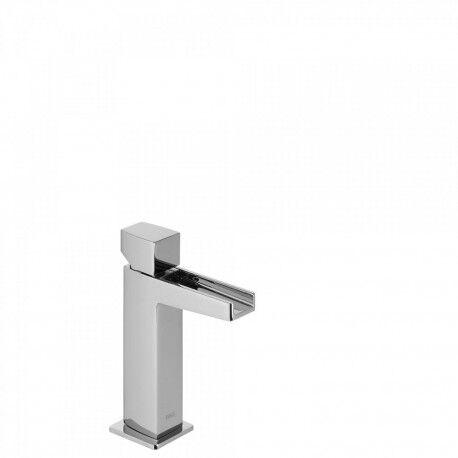 TRES Mitigeur lavabo robinet cascade bec ouvert - TRES 20211002