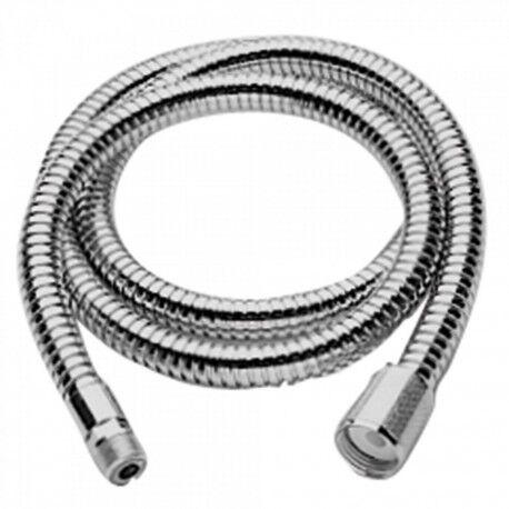 TRES Flexible double agrafage long. 1,70 m. pour mitigeur bain d'étagère - TRES 9134881