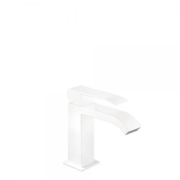 TRES Mitigeur lavabo Blanc Mat - TRES 00610101BM