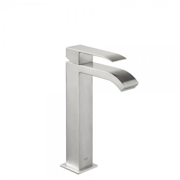 TRES Mitigeur lavabo Acier - TRES 00661001AC