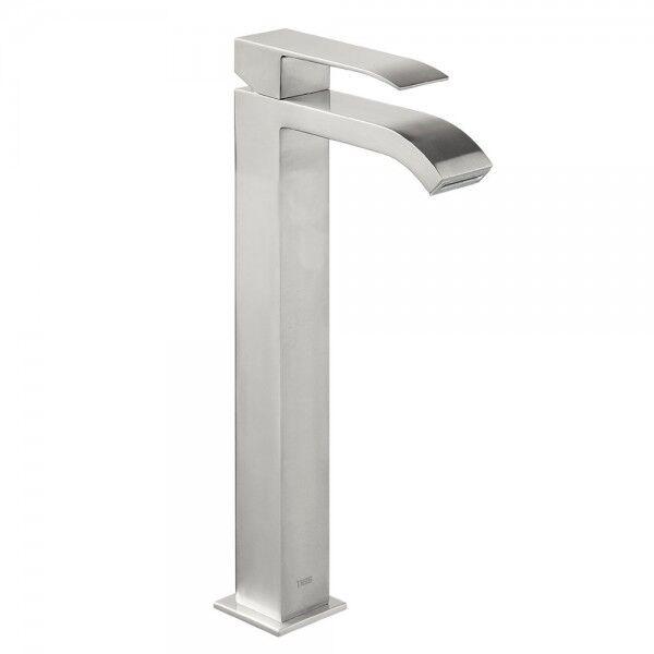 TRES Mitigeur lavabo ACIER - TRES 00681001AC