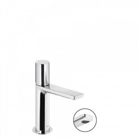 TRES Mitigeur lavabo avec vidage automatique Chromé MAX-TRES - TRES 06110302D