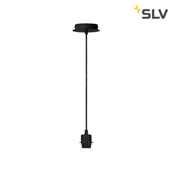 SLV Câble de suspension FENDA Noir - SLV 155560