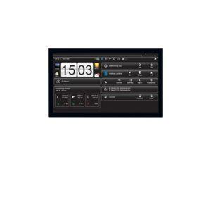 """HAGER Ecran tactile 16"""" Windows - TEBIS HAGER WDI161 - Publicité"""