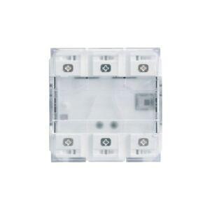 HAGER 2PB KNX LED - APPAREILLAGE MURAL HAGER WXT312 - Publicité