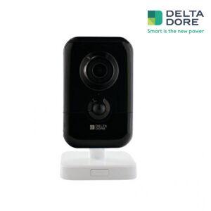 DELTA DORE TYCAM 1100 - Caméra de sécurité intérieure connectée - Delta Dore 6417006 - Publicité