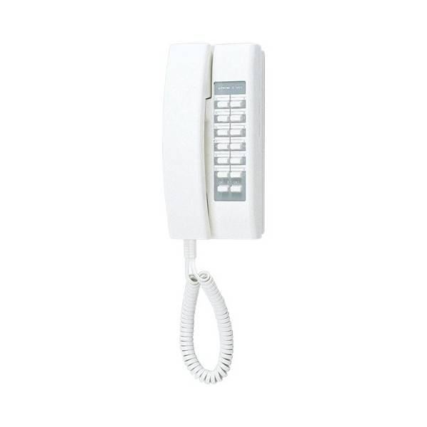 AIPHONE Combiné blanc 24 directions TD24HB - Aiphone 100133
