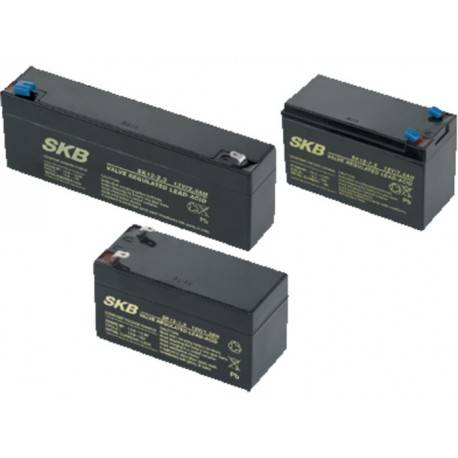 CAME BB072 Batterie au plomb 12V 7,2A CAME 846XG-0030