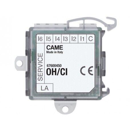 CAME OH/CI Carte compteur d'impulsions lectur CAME 67600450
