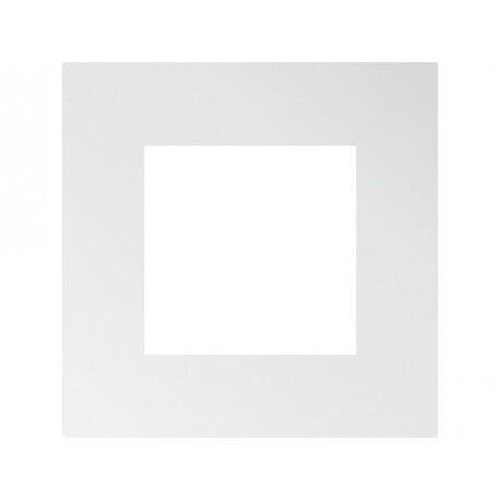 CAME PLV2M WH Plaque blanche en verre 2 modul CAME 67900190