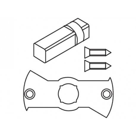 CAME Dispositif de protection Q10 H4 pour MO5 CAME YM0152