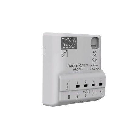 DELTA DORE Equipement filaire variateur d'éclairage avec minuterie TYXIA 3650 - Delta Dore 6351428