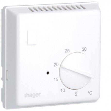 HAGER Thermostat bi-métal 1O - GEST CHAUF EAU CH HAGER 25809