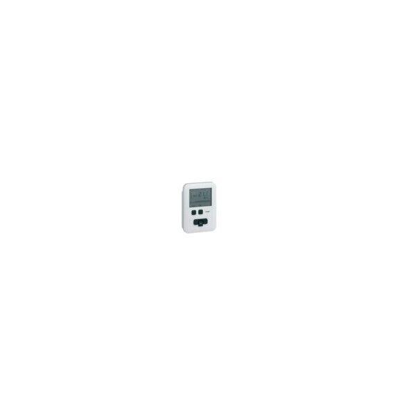 HAGER TAP digital 230V 7J ECO - GEST CHAUF EAU CH HAGER EK510