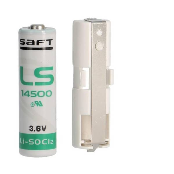 HAGER kit pile lithium - GEST CHAUF EAU CH HAGER EK529