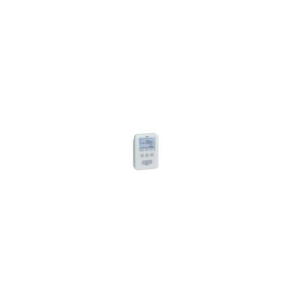 HAGER TAP digital 230V 7J - GEST CHAUF EAU CH HAGER EK530