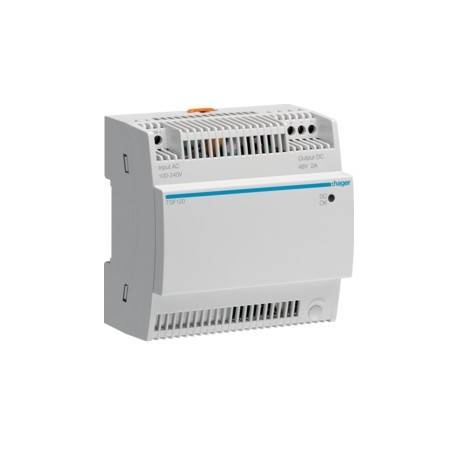 HAGER Alimentation pour switch POE - SYSTEMES VDI HAGER TGF120