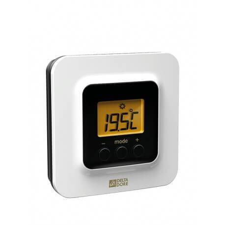 DELTA DORE TYBOX 5101 Thermostat sans fil pour plancher chauffant électrique