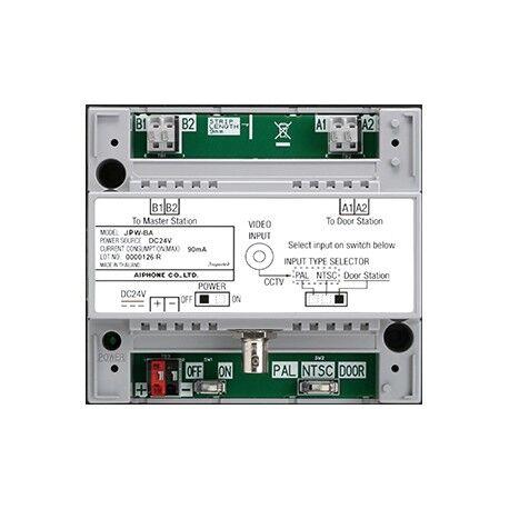 AIPHONE Amplificateur de ligne et/ou interface pour caméra NTSC pour la gamme JP JPWBA - Aiphone 130323
