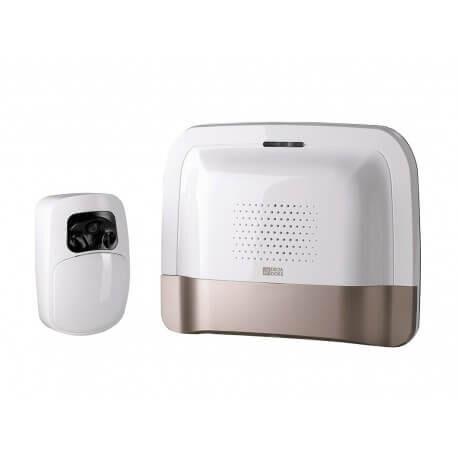 DELTA DORE Pack TYDOM Vidéo TYXAL Plus - Transmetteur domotique IP/GSM et Détecteur Vidéo Tyxal + DELTADORE 6410173