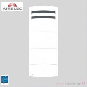 AIRELEC Radiateur électrique AIRELEC - NOVEO 2 Smart ECOcontrol Vertical 1000W A693593 - Publicité
