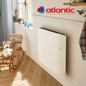ATLANTIC Radiateur électrique Atlantic DIVALI Horizontal 1500W Pilotage Intelligent Connecté Lumineux - 507613 - Publicité