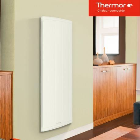 THERMOR Radiateur électrique Vertical MOZART DIGITAL 2000W - THERMOR 475371