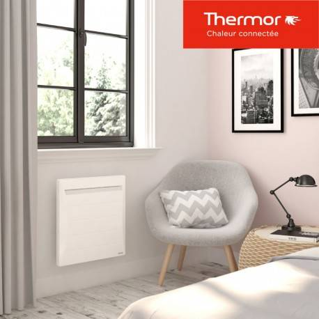 THERMOR Radiateur électrique Horizontal MOZART DIGITAL 2000W - THERMOR 475271