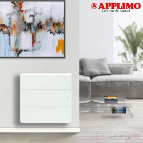 APPLIMO Radiateur Fonte LENA Smart EcoControl 750W Horizontal - APPLIMO 0012162SE