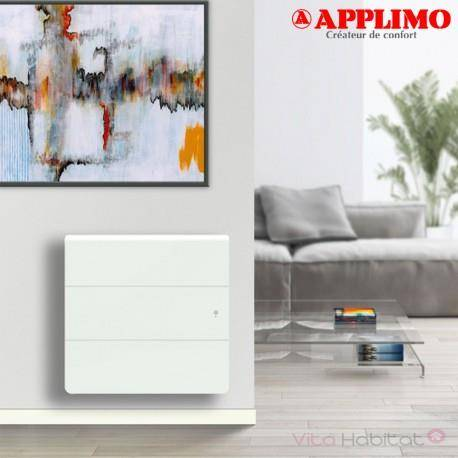 APPLIMO Radiateur Fonte LENA Smart EcoControl 1250W Horizontal - APPLIMO 0012164SE