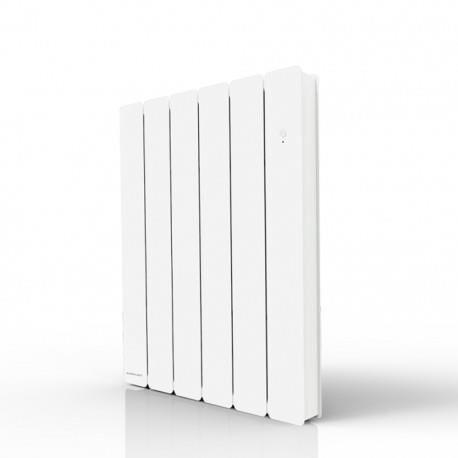 AIRELEC Radiateur Fonte AIRELEC - FONTEA Smart ECOControl 1000W Horizontal Blanc - A693053