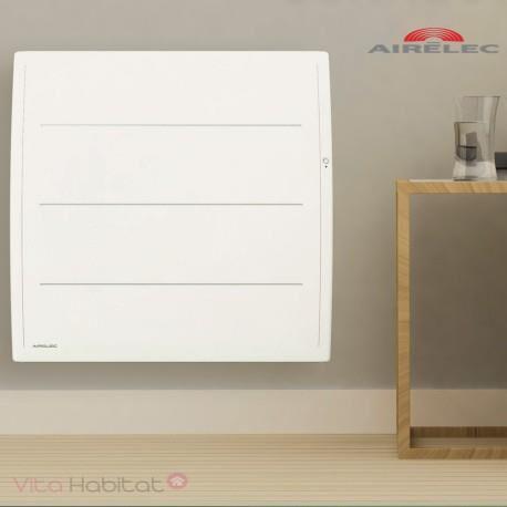 AIRELEC Radiateur Fonte AIRELEC - ADEOS Smart ECOControl 1000W Horizontal Blanc - A693603