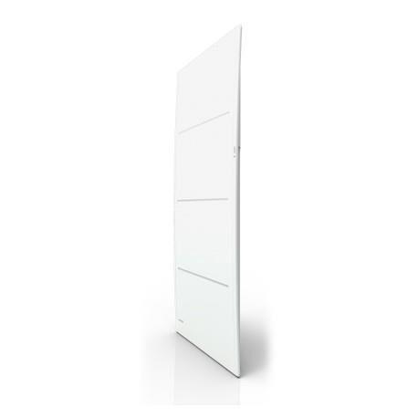 AIRELEC Radiateur Fonte AIRELEC - ADEOS Smart ECOControl 1500W Vertical Blanc - A693615